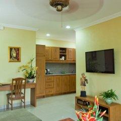 Отель Baan Souy Resort 3* Апартаменты с разными типами кроватей фото 5