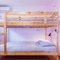 Хостел Олимп Кровать в мужском общем номере с двухъярусной кроватью фото 8