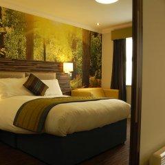 Diamond Lodge Hotel Manchester 3* Стандартный номер
