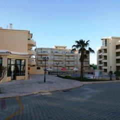 Отель Plaza Real Atlantichotels парковка