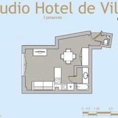 Отель City Center Apartments Бельгия, Брюссель - отзывы, цены и фото номеров - забронировать отель City Center Apartments онлайн с домашними животными