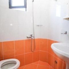 Отель Flats Gezimi Албания, Ксамил - отзывы, цены и фото номеров - забронировать отель Flats Gezimi онлайн ванная фото 2