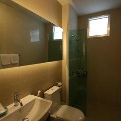 Отель Apo Hotel Таиланд, Краби - отзывы, цены и фото номеров - забронировать отель Apo Hotel онлайн ванная фото 2