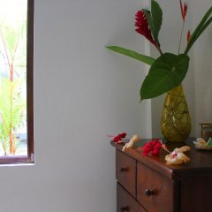 Отель French Lotus Unawatuna Guest House 3* Стандартный номер фото 7