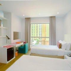 Ramada Hotel & Suites by Wyndham JBR 4* Номер Делюкс с двуспальной кроватью фото 11