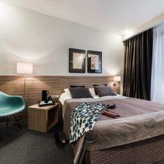 Гостиница Братья Карамазовы 4* Стандартный номер двуспальная кровать фото 5