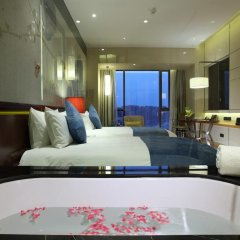 Отель Crowne Plaza Chengdu West спа фото 2