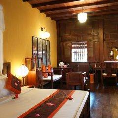 Vinh Hung Heritage Hotel 2* Люкс повышенной комфортности с различными типами кроватей фото 3