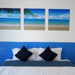 Отель Sarocha Villa 3* Стандартный номер с различными типами кроватей фото 9