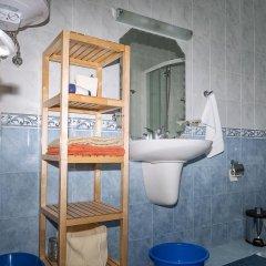 Отель Europe Apartments Болгария, Поморие - отзывы, цены и фото номеров - забронировать отель Europe Apartments онлайн ванная фото 2