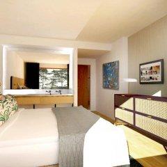 Hotel Hanasaari Люкс с разными типами кроватей фото 2