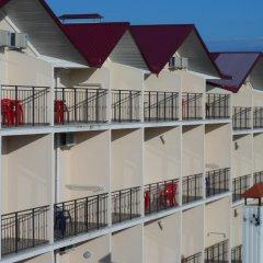 Гостевой дом Лот балкон