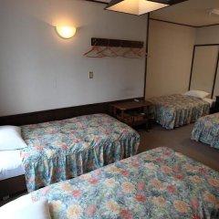 Отель Lodge Karunaju & The Alpine Grill Хакуба комната для гостей фото 2