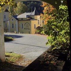 Отель Villa Sonnenstrahl парковка