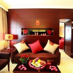 Millennium Hotel Chengdu 4* Представительский люкс с различными типами кроватей фото 5