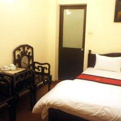 Thang Long 1 Hotel Улучшенный номер с различными типами кроватей фото 2