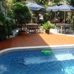 Отель Casa Hotel Jardin Azul Колумбия, Кали - отзывы, цены и фото номеров - забронировать отель Casa Hotel Jardin Azul онлайн бассейн