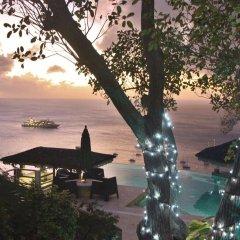 Отель Tropical Hideaway 4* Улучшенные апартаменты с различными типами кроватей фото 45