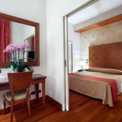 Hotel Delle Nazioni 4* Стандартный номер с различными типами кроватей фото 3