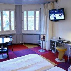 Best Western Hotel Bern 4* Номер категории Эконом с различными типами кроватей фото 2