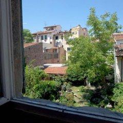 Отель Soggiorno Santa Reparata балкон
