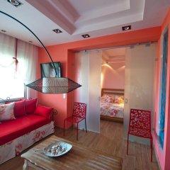 Отель Antigoni Beach Resort 4* Люкс с различными типами кроватей фото 2