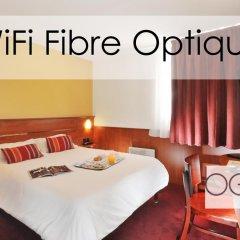 Brit Hotel Rennes St Grégoire - Le Villeneuve комната для гостей фото 5