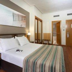 Отель Eurostars Mediterranea Plaza 4* Стандартный номер с различными типами кроватей фото 2