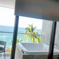 Отель Playa Conchas Chinas 3* Номер Делюкс фото 8