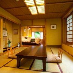 Отель Oyado Nonohana Минамиогуни балкон