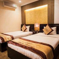 Hoang Dung Hotel – Hong Vina 2* Номер Делюкс с различными типами кроватей фото 6