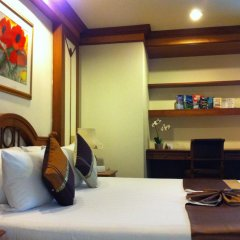 Отель Bliston Suwan Park View 4* Улучшенные апартаменты с различными типами кроватей фото 8