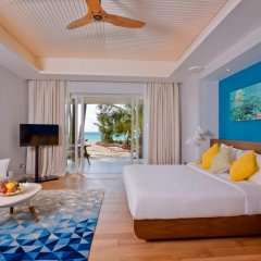 Отель Kandima Maldives 5* Вилла с различными типами кроватей фото 14