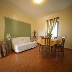 Отель Residenza Colle Oliva Апартаменты с различными типами кроватей фото 11