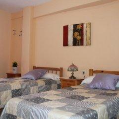 Отель Pension El Parque комната для гостей фото 4