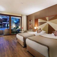 Nirvana Lagoon Villas Suites & Spa 5* Люкс повышенной комфортности с различными типами кроватей фото 31