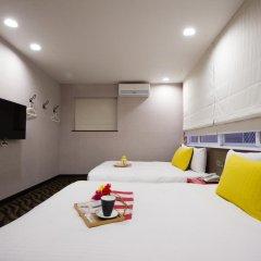 ECFA Hotel Ximen 2* Стандартный номер с различными типами кроватей фото 16