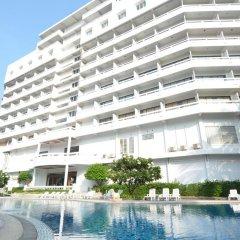 Отель Welcome Plaza 3* Улучшенный номер