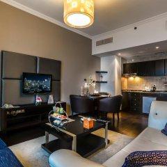 First Central Hotel Suites 4* Представительский люкс с различными типами кроватей фото 5