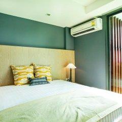 Отель Rocco Huahin Condominium Апартаменты с различными типами кроватей фото 23