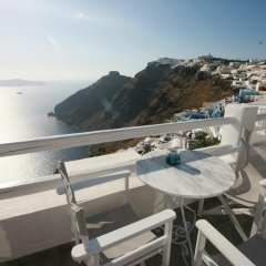 Hotel Galini балкон