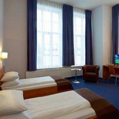 Hotel Focus Lodz 3* Номер категории Эконом с различными типами кроватей фото 2