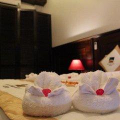 Отель Hoi An Phu Quoc Resort 3* Номер Делюкс с различными типами кроватей фото 10