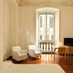 Отель Residenza D'Epoca di Palazzo Cicala 4* Стандартный номер с двуспальной кроватью фото 2