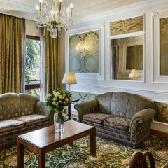 Baglioni Hotel Carlton 5* Люкс Делюкс с двуспальной кроватью фото 15
