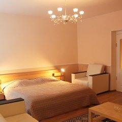 Апартаменты Apartment At Afanasyevsky комната для гостей фото 2