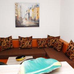 Апартаменты Azzuro Lux Apartments Апартаменты с различными типами кроватей фото 28