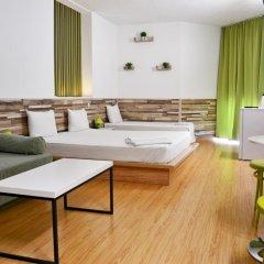 Art Hotel Simona 3* Студия с разными типами кроватей фото 7