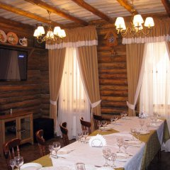 Гостиница Лесная поляна питание