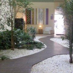 Отель Aura Park Fira Barcelona Апартаменты Премиум с различными типами кроватей фото 14